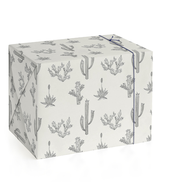 Texas Flora Wrapping Paper