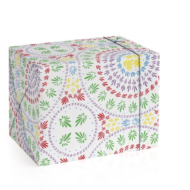 Mandalalala Wrapping Paper