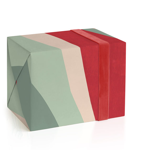 holiday wave Wrapping Paper