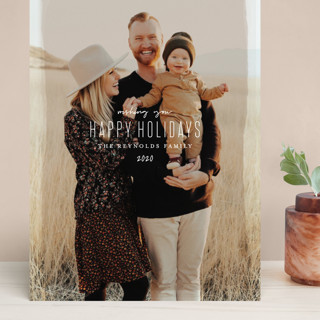 Heirloom Holiday Grand Holiday Cards