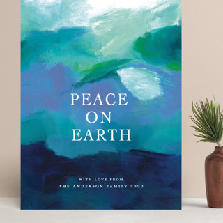 Peaceful Earth Grand Holiday Cards