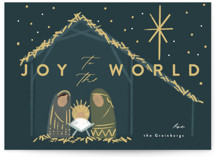 Nativity by Rebecca Durflinger