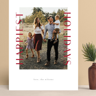 Relations Grand Holiday Cards