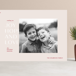 Season for Love Grand Holiday Cards
