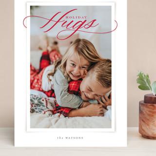 Holiday Hugs Grand Holiday Cards