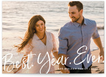 Best Year Ever Grand Holiday Cards