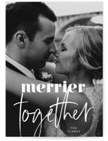 we're merrier together by Basil Design Studio