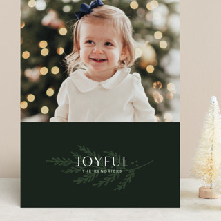 Nature Grand Holiday Cards