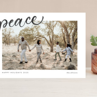 Simple Cheers Grand Holiday Cards