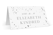 Appalachia Foil-Pressed Place Cards