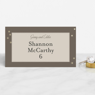 Fireflies Foil-Pressed Place Cards