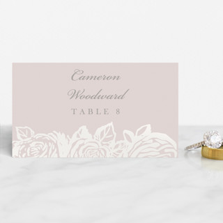 House of York Gloss-Press™ Place Cards