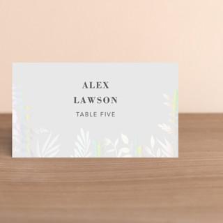 Garden Gloss-Press® Place Cards