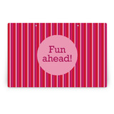 Tulipa Party Greeting Signs