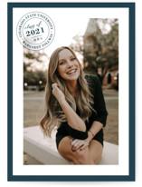 collegiate stamp by Sarah Finkel