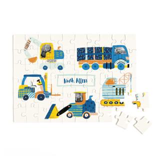 Super Truck 60 Piece Custom Puzzle