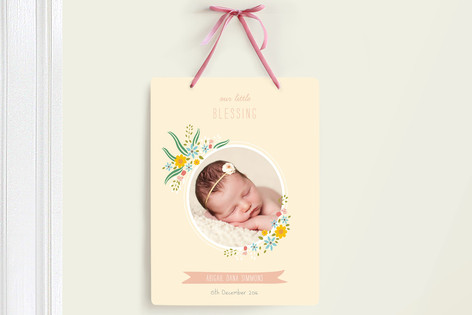 Little Blessing Room Decor Signs