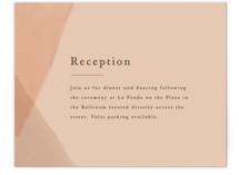 Desert Wash Reception Cards