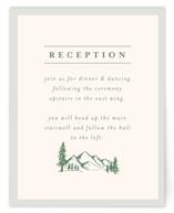 Blue Ridge Reception Cards