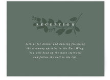 Falling Branch Reception Cards