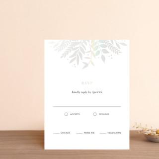 Garden Gloss-Press® RSVP Cards