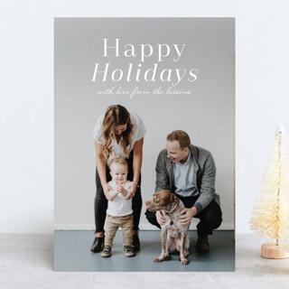 Christ Emphasis Christmas Photo Cards