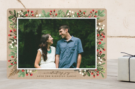 All Decked Out Christmas Photo Cards