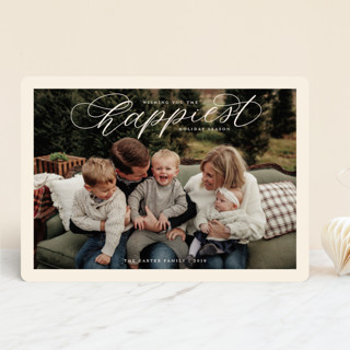 Wonderful Christmas Time Christmas Photo Cards