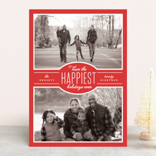 Blessed Season Christmas Photo Cards