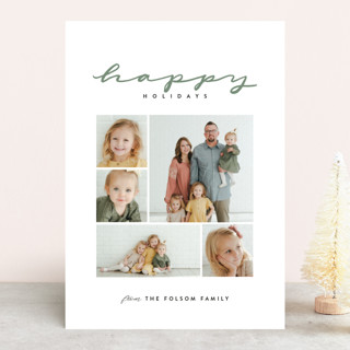 rejoicing always Christmas Photo Cards