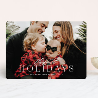 Blessings Aplenty Christmas Photo Cards
