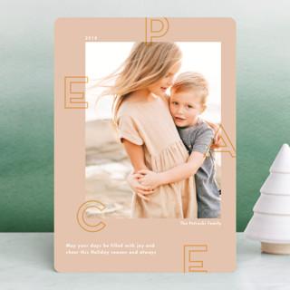 Adoration Christmas Photo Cards