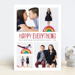 New Joys New Year's Photo Cards