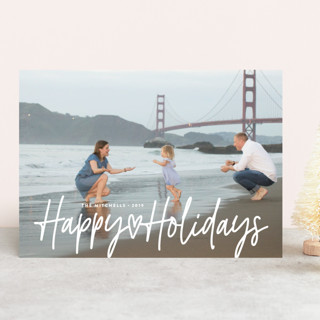 Heart Center Holiday Photo Cards