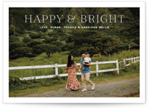 Happy and bright by Toast & Laurel