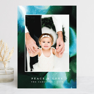 Universal Peace Holiday Photo Cards