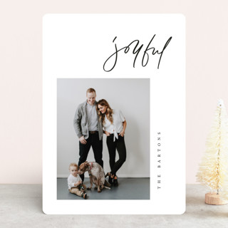 Holiday Classic Holiday Photo Cards