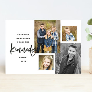 Our Family Photos Holiday Photo Cards