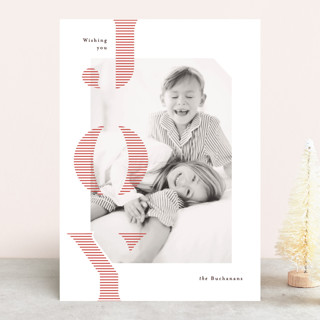 Stripe Holiday Photo Cards