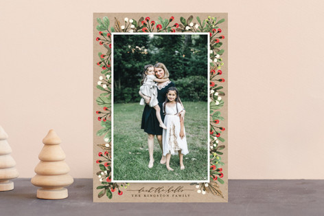 All Decked Out Holiday Photo Cards