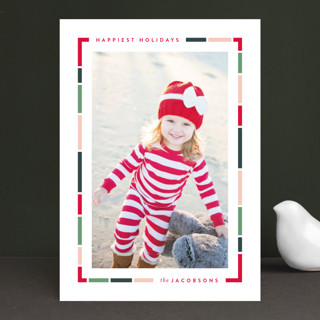 Color Fest Holiday Photo Cards