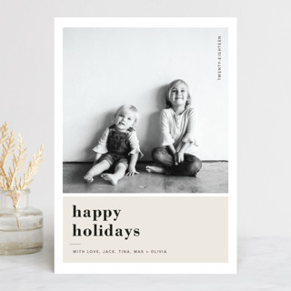 Happy Together Holiday Photo Cards