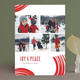Windows of Joy Holiday Photo Cards