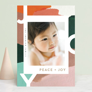 Peace for You Holiday Photo Cards