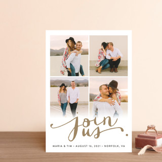 Jotted Save the Date Petite Cards