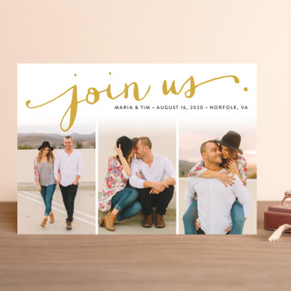 Jotted Save The Date Cards