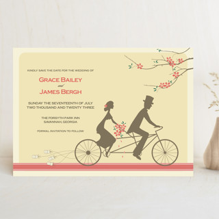 Journey Together Save The Date Cards