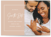 Eloquent Save The Date Cards