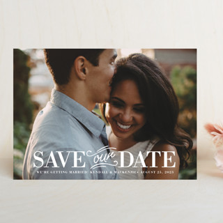 Allegro Save The Date Cards