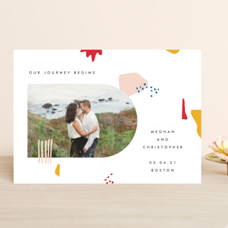 Emilie Save The Date Cards